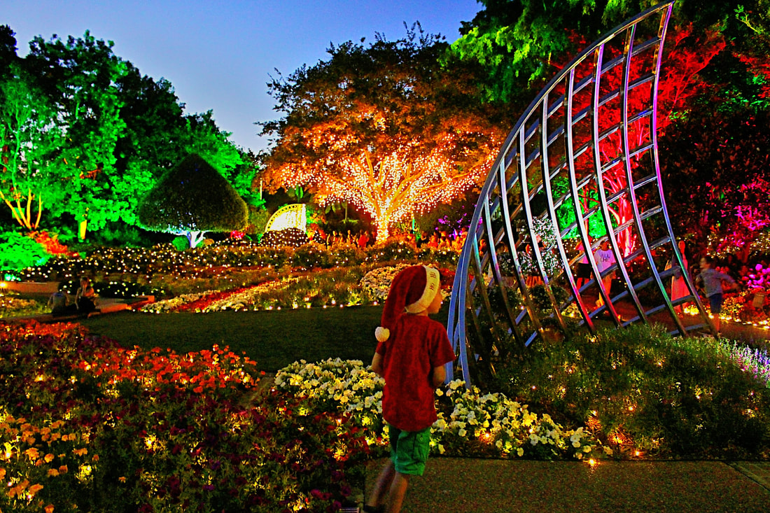 The Enchanted Garden, Roma Street Parkland - Brisbane Family Explorers